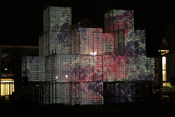 Immersive Projection