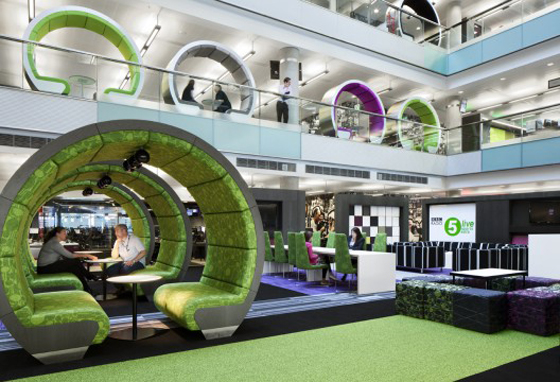 BBC North Office