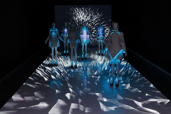 Luminescent Technology Finds Fashion