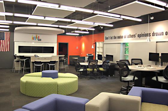 Inspiring Environment for Education