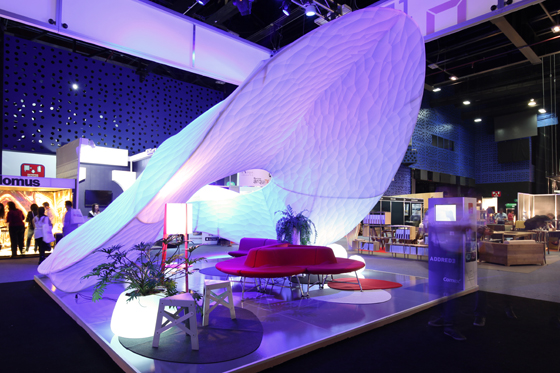 Organic Fabric Structure at Expo Habitat (2)