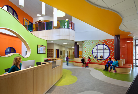Classroom Design Considerations ~ Capturing the elementary brand