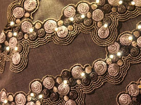 Climate Sensing Textile Integration