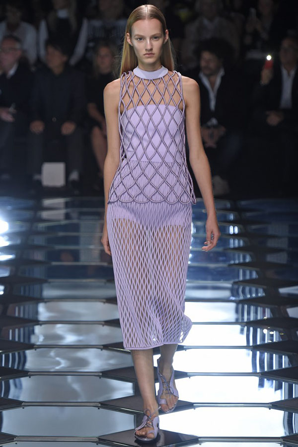 Balenciaga Spring 2015, Alexander Wang