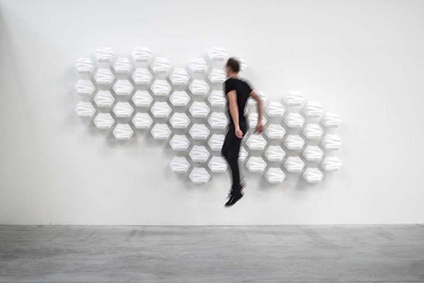 Hexi Responsive Wall by Thibaut Sid (3)