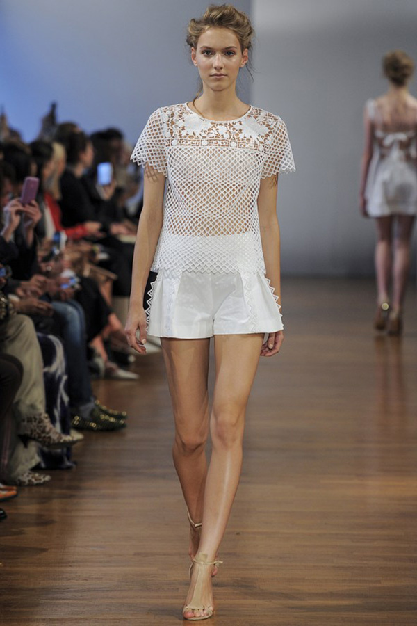 Collette Dinnigan Spring/Summer 2014