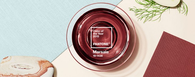 Marsala Color for 2015