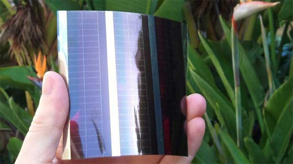 Printed Solar Technology