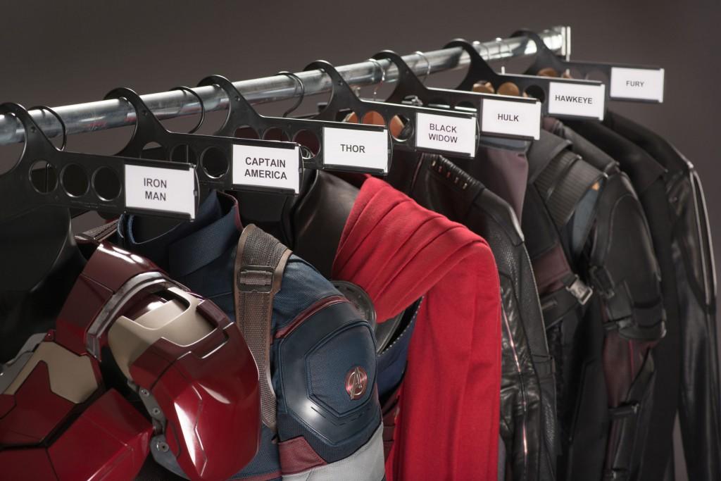 Avenger's Costume