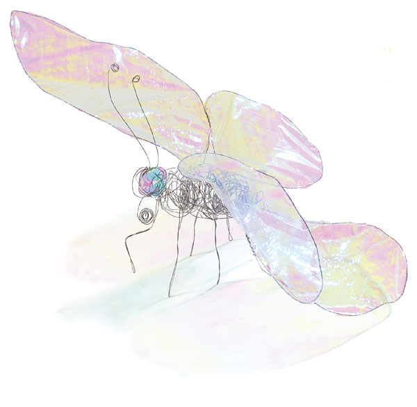 Summer Bug from Blick Art Supplies