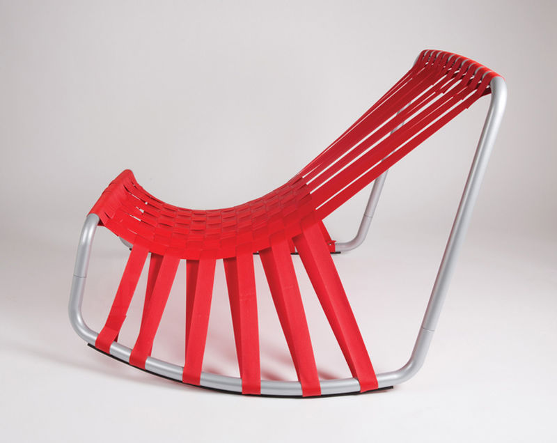 Chair with Webbing