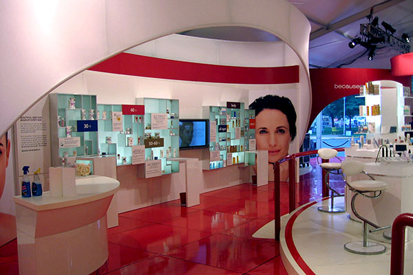 Retail Environment Showroom
