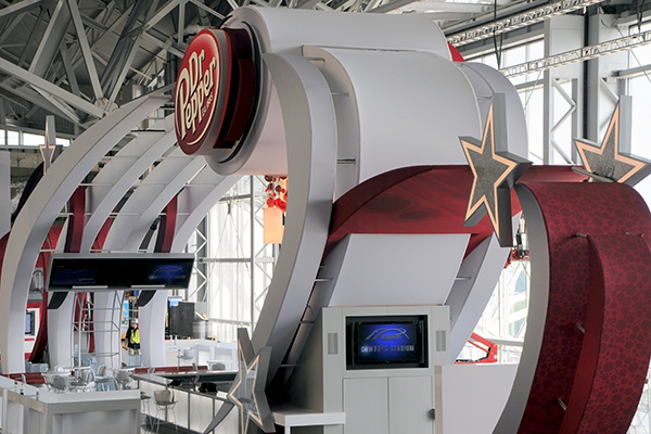 Dr Pepper StarBar fabric architecture